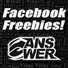 Facebook Freebies: Win Answer / Skullcandy Gear!