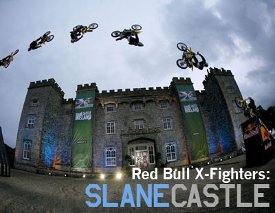 Red Bull X-Fighters, Slane Castle
