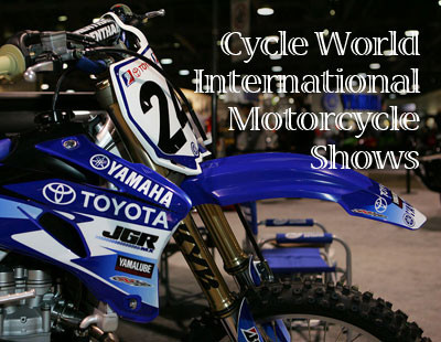 Cycle World Motorcycle Show Long Beach
