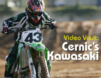 Video Vault: Cernic's Kawasaki's Dusty Klatt and Jeff Gibson