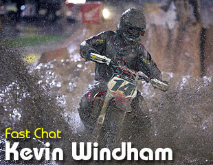 Fast Chat: Kevin Windham Vital Motocross