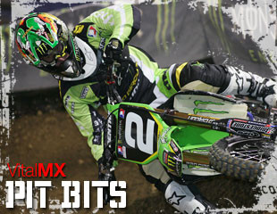 Ryan Villopoto Vital Motocross