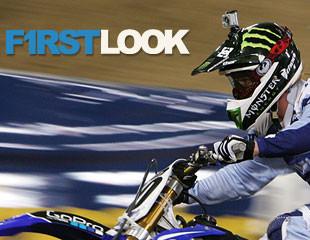 Josh Hill GoPro Hero camera, Vital Motocross