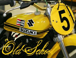 Old School Vital Motocross