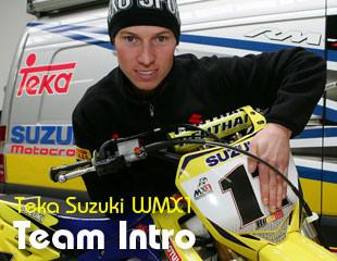 Steve Ramon Vital Motocross