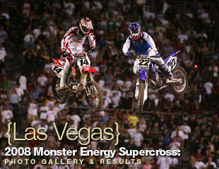 Monster Energy Supercross Las Vegas 2008 Vital Motocross