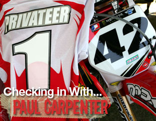 Paul Carpenter Vital Motocross