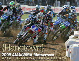 Jessica Patterson AMA/WMA Nationa Championships Vital Motocross