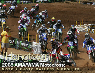AMA/WMA Women's National Motocross Championship Presented by Kawasaki