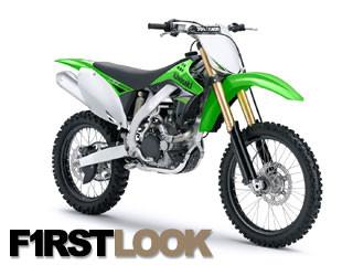 2009 Kawasaki KX450F Vital Motocross