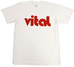Vital MX All-Over Logo T