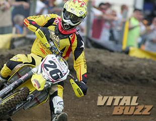 Michael Byrne Vital Motocross