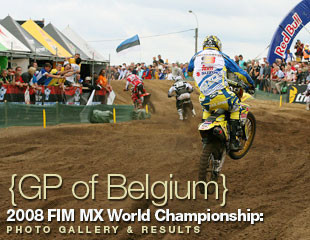 FIM World Championship Motocross GP of Belgium