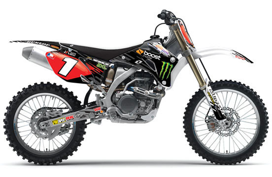 One Industries New Monster Energy Collection - Features - Vital MX