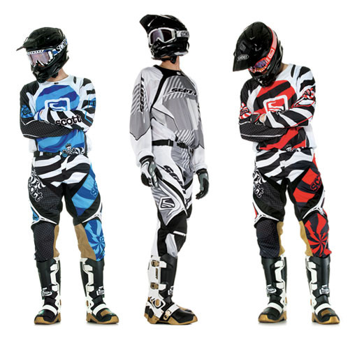 First Look 2010 Scott Mx Apparel Motocross Feature