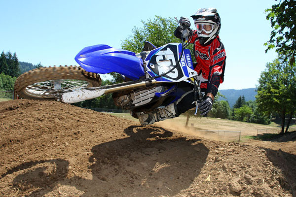 Ride Impression: 2010 Yamaha YZ250F