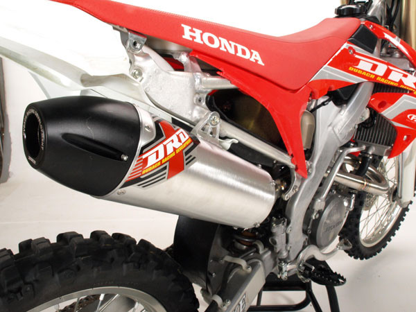 2009 crf250r twin pipe Quotes