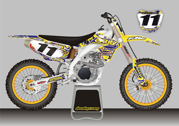 team entity mb1 suspension decal works announces ezra lusk is ready motocross press. Black Bedroom Furniture Sets. Home Design Ideas