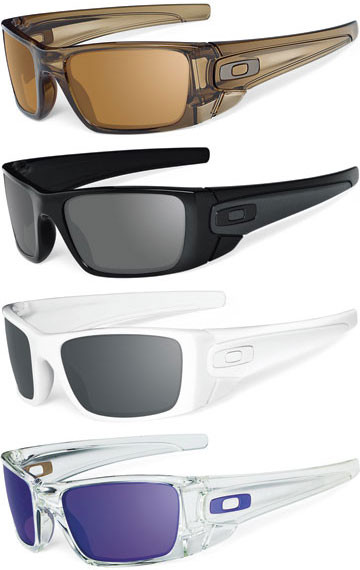 Fuel Cell Oakley Sunglasses