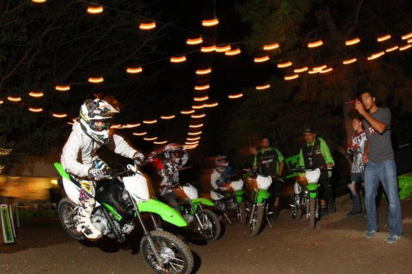 2010 Kawasaki KLX110 & KLX110L