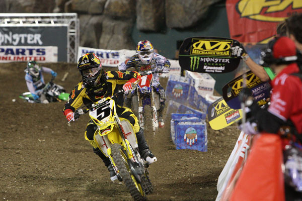 Monster Energy Supercross: Anaheim 1