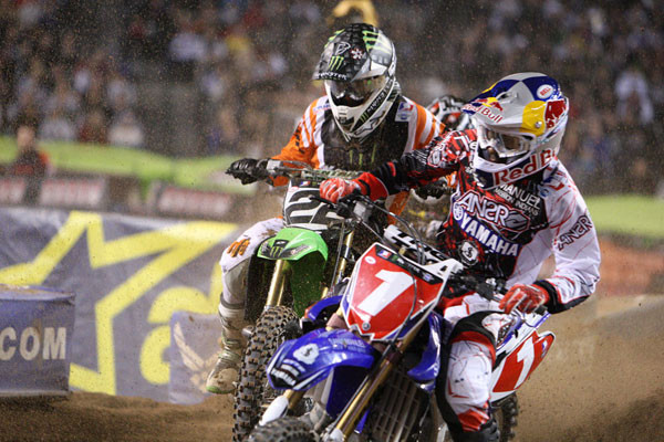 Monster Energy Supercross: Wild Night in Phoenix