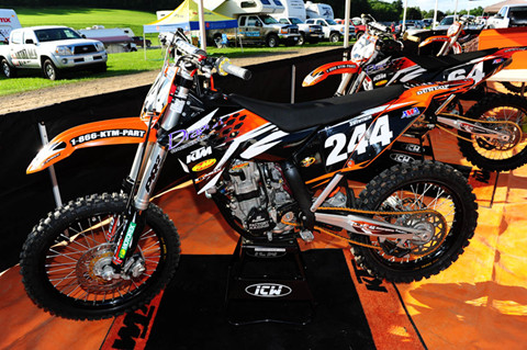 Team Dragon Racing Fuels 2010 Bike Sale - Press Releases - Vital MX