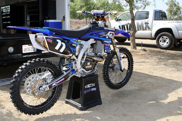 Custom yz250f submited images