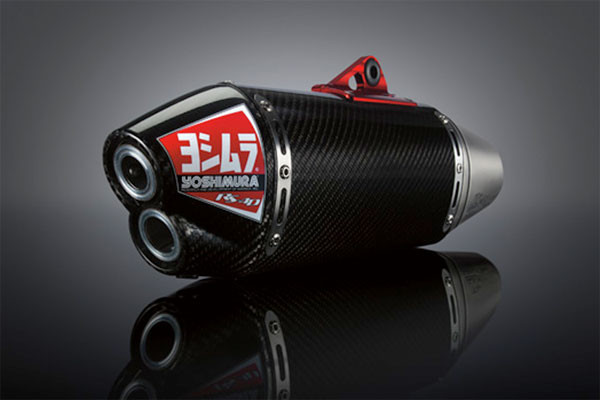 Yoshimura R&D of America Debuts All-New Yoshimura RS-4D