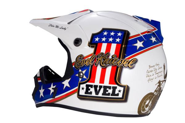 Evel Knievel Limited Edition Helmet