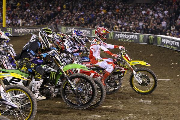Race Report : Anaheim 1 2011