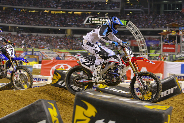 Must-See Photos: Dallas Supercross