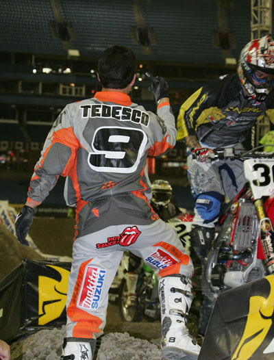 Toronto Supercross Saturday Practice/Qualifying