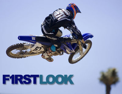 First Look: Riding The 2008 Yamaha YZ250F - Motocross Feature ...