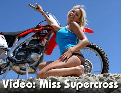 Video: Miss Supercross 2008