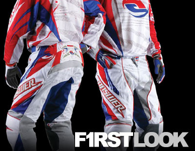 First Look: 2008 Answer Racing Apparel Line