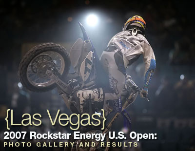 Rockstar Energy U.S. Open: Friday Photo Gallery and Results