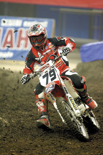 Team Bad Boy signs Jeff Alessi and Jake Marsack for the 2008 AMA Supercross Series