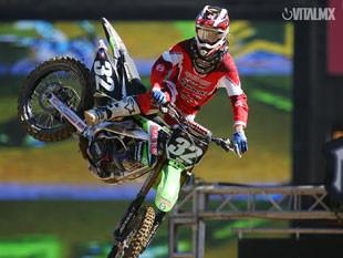 Tommy Hahn Vital Motocross