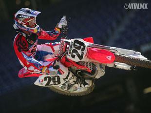 Andrew Short Vital Motocross