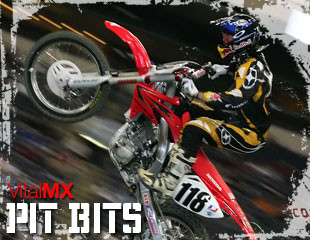 Vital MX Pit Bits: Indy 2008