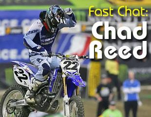 Chad Reed Vital Motocross