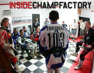 Champ Factory Vital Motocross
