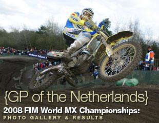 Grand Prix of the Netherlands 2008 Vital Motocross
