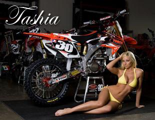 Tashia Vital Motocross