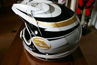 2009 Answer Helmet Vital Motocross