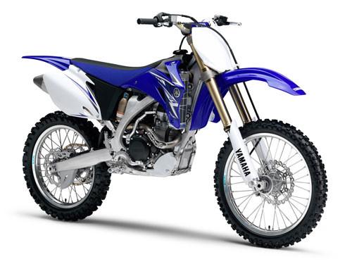 2009 Yamaha YZ250F Vital Motocross