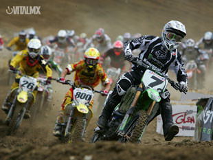 James Stewart and company Vital Motocross