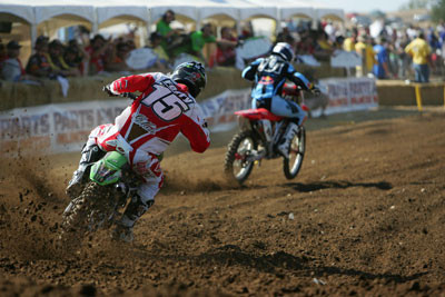 Timmy Ferry Vital Motocross