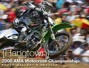 James Stewart Vital Motocross